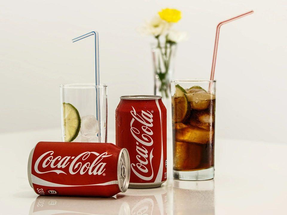 Coca-Cola soda